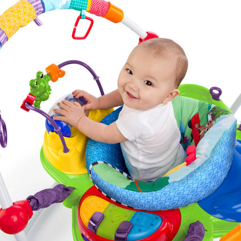 Baby Einstein Neighborhood Friends Learning Activity Jumper Entertainers Toy NEW Thumbnail 7