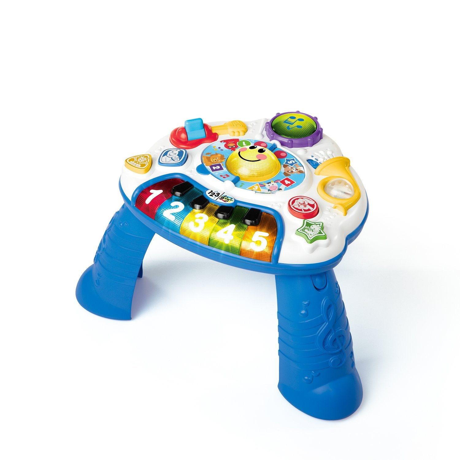 Baby Einstein Discover Music Activity Table Fun Play & Learn Toy in 3 Language