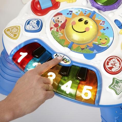 Baby Einstein Discover Music Activity Table Fun Play & Learn Toy in 3 Language Thumbnail 6