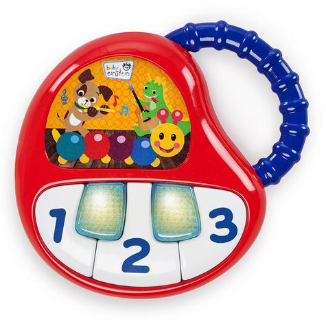 Baby Einstein Keys To Discover Piano Fun Learning Sound Activtiy in 3 Langauages Thumbnail 1