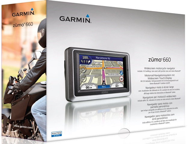 garmin zumo 660 motorcycle gps satnav free latest map. Black Bedroom Furniture Sets. Home Design Ideas