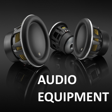 Car Audio Equipment