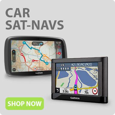 Car Sat-Navs