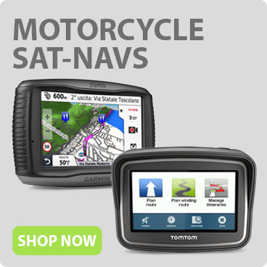 Motorbike Sat-Navs