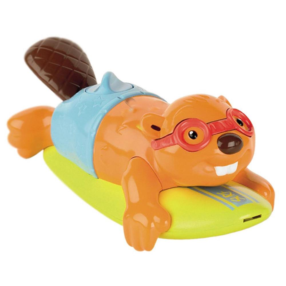 Toddler Bath Toys : Tomy aqua fun surfin beaver bath toy baby infant toddler