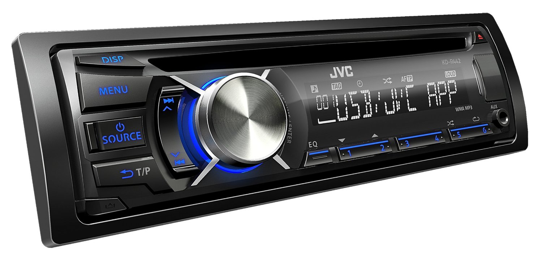 JVC KD R452 In Car Vehicle Radio CD Player Music Audio