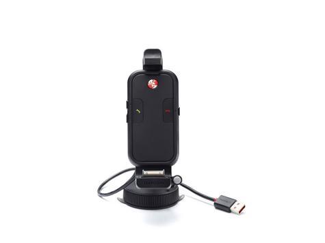 TomTom Apple iPhone 4S 4 3GS 3G Bluetooth Handsfree Car Kit Holder Mount Speaker Thumbnail 3