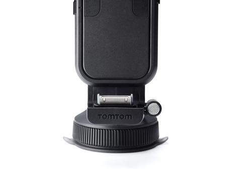 TomTom Apple iPhone 4S 4 3GS 3G Bluetooth Handsfree Car Kit Holder Mount Speaker Thumbnail 5