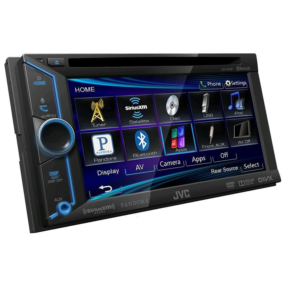 JVC KW V20BT In Car Vehicle Sound Audio Music Headunit