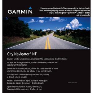 Garmin City Navigator South East Asia SD Card Singapore Malaysia 010-11652-00 Thumbnail 1