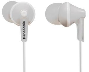 Panasonic Ergofit Ergo Fit Stereo In Ear Canal Earphones Headphones White Thumbnail 2