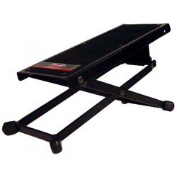 Stagg Guitar Foot Stool - Black Music