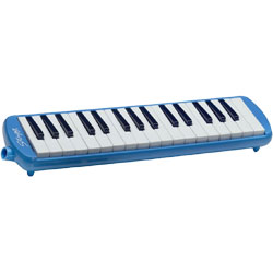Stagg Melodica Reed Keyboard - Blue Music