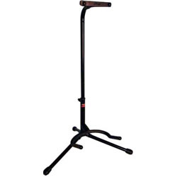 Stagg Tripod Guitar Stand - Black Music