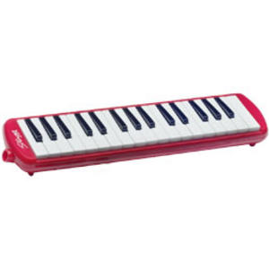 Stagg Melodica Reed Keyboard - Red Music Thumbnail 1