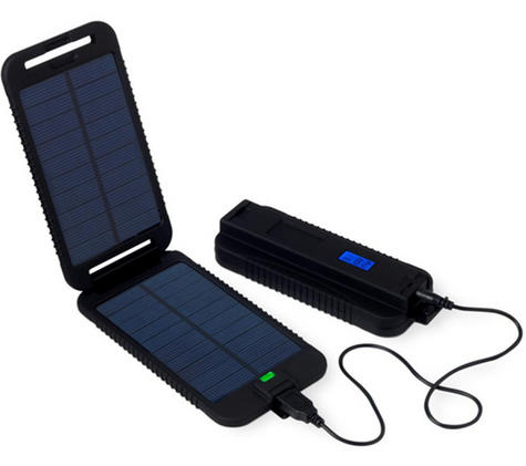 Powermonkey PMEXT003 Waterproof Rugged Extreme SOLAR Powered Charger  Thumbnail 2
