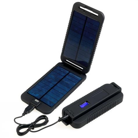 Powermonkey PMEXT003 Waterproof Rugged Extreme SOLAR Powered Charger  Thumbnail 4