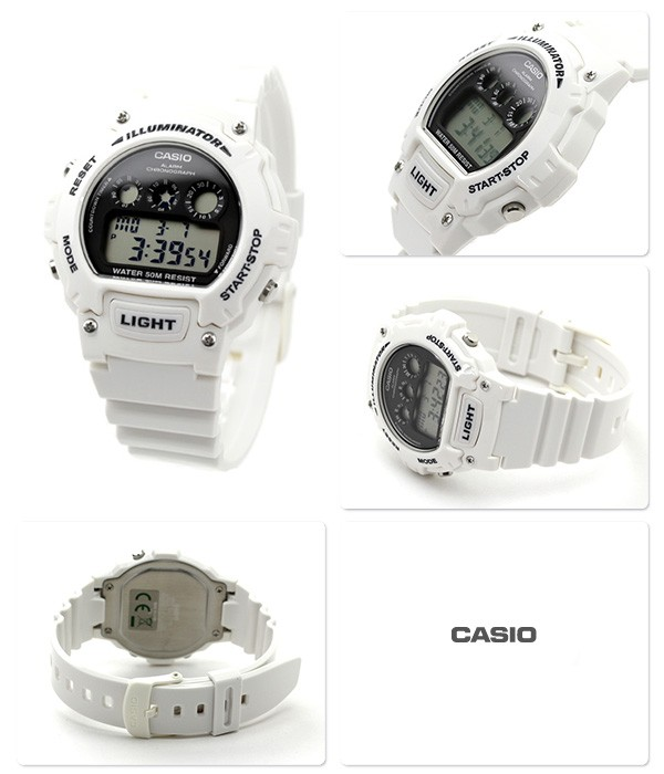 Casio-Colour-Series-Digital-Illuminator-W-214HC-Perpetual-Calendar-Sports-Watch