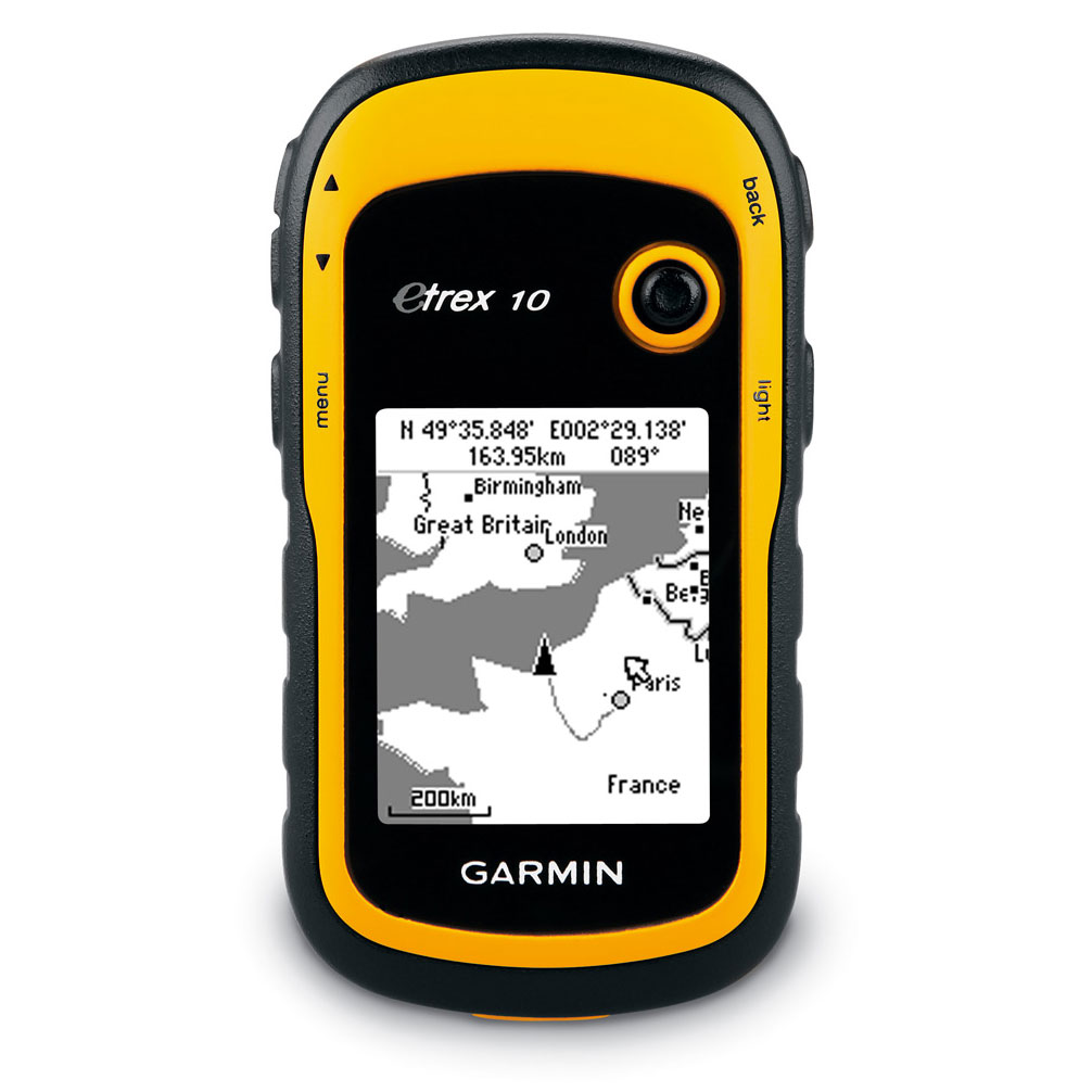 Garmin eTrex 10 Outdoor Handheld GPS Receiver with Worldwide Basemap ...
