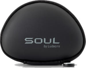 Soul by Ludicris SL49 In-Ear Headphones & iPhone Remote Control 4S 4 3GS iPad Thumbnail 6