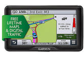 "Garmin Nuvi 2798LMT-D 7"" GPS SATNAV Lifetime UK Europe Maps + 3D Digital Traffic"