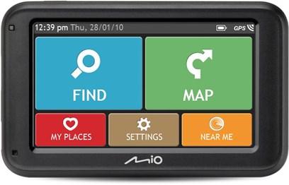 Mio GPS Update