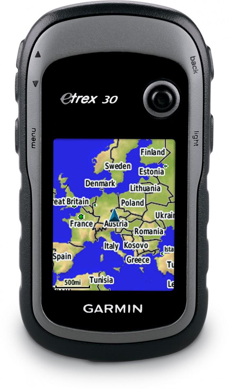 Garmin Etrex 30 Handheld Outdoor Colour Mapping GPS ...