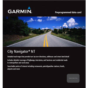 Garmin 010-11550-00 City Navigator NT Middle East & North Africa Maps on SD Card Thumbnail 2