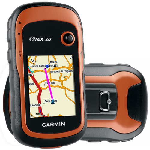 Garmin eTrex 20 GPS Outdoor Handheld Colour Map Navigator with Worldwide Basemap | eBay