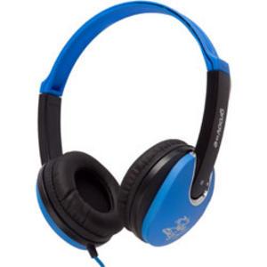 Groov-e Kidz DJ Style Headphone - Blue/Black GV590BB Thumbnail 1