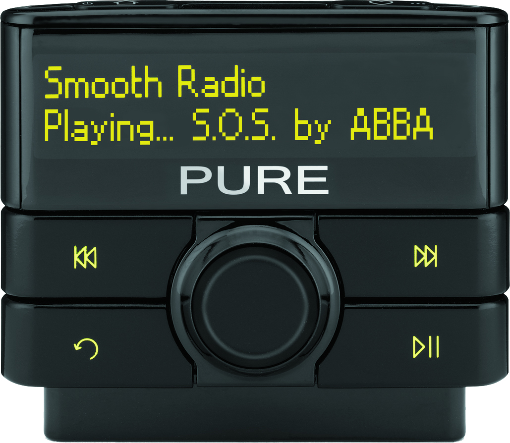 pure highway 300di dab in car dab digital radio audio. Black Bedroom Furniture Sets. Home Design Ideas