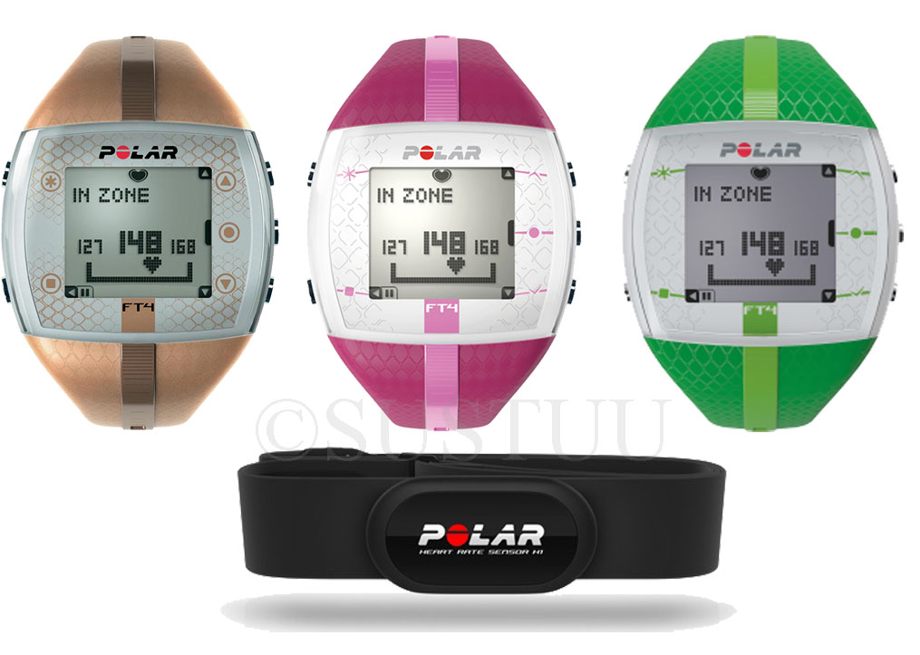 polar ft4f hrm ladies heart rate monitor sports fitness watch polar ft4f hrm ladies heart rate monitor sports fitness watch chest strap new