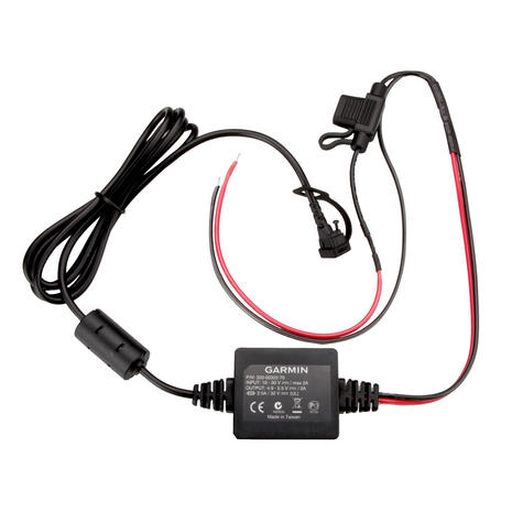 Garmin Motorcycle Power Lead Charger Cable Zumo 340LM 350LM 390LM 010-11843-01 Thumbnail 1