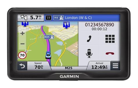 "Garmin Camper 760LMT-D 7"" Motorhome Caravan GPS Lifetime Maps & Digital Traffic Thumbnail 8"