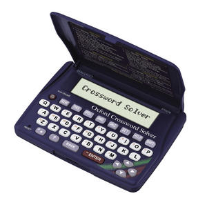 Seiko Electronic Oxford Crossword Anagram Solver Spell Checker Thesaurus ER3200 Thumbnail 3