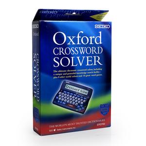 Seiko Oxford Crossword Solver ER3700 Thumbnail 3