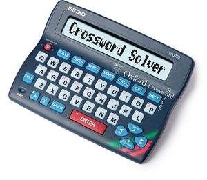 Seiko Oxford Crossword Solver ER3700 Thumbnail 1