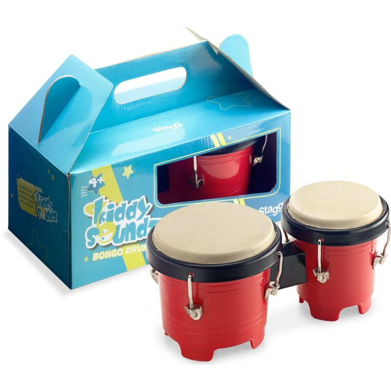 Stagg Bongo Drums for Kids Music