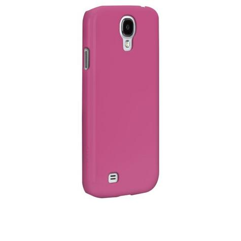 Case-Mate Barely There Protective Cover Case Samsung Galaxy S4 Pink -- CM027371 Thumbnail 4