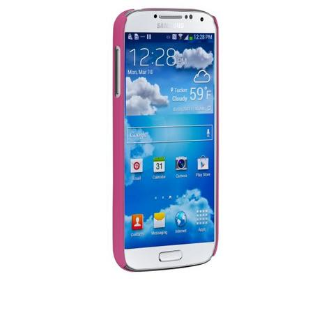 Case-Mate Barely There Protective Cover Case Samsung Galaxy S4 Pink -- CM027371 Thumbnail 1
