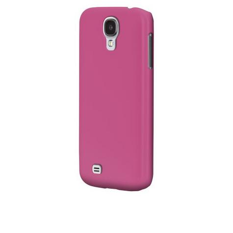 Case-Mate Barely There Protective Cover Case Samsung Galaxy S4 Pink -- CM027371 Thumbnail 5