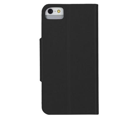 Case-Mate Slim Folio Case Cover Viewing stand for Apple iPhone 5/5s in Black Thumbnail 3