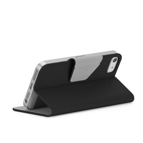 Case-Mate Slim Folio Case Cover Viewing stand for Apple iPhone 5/5s in Black Thumbnail 5