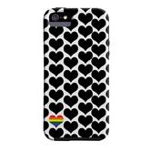 Case-Mate Valentines Vibe Designer Cases for Apple iPhone 5/5s - Pride