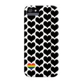 Case-Mate Valentines Barely There Designer Cases for Apple iPhone 5/5s - Pride