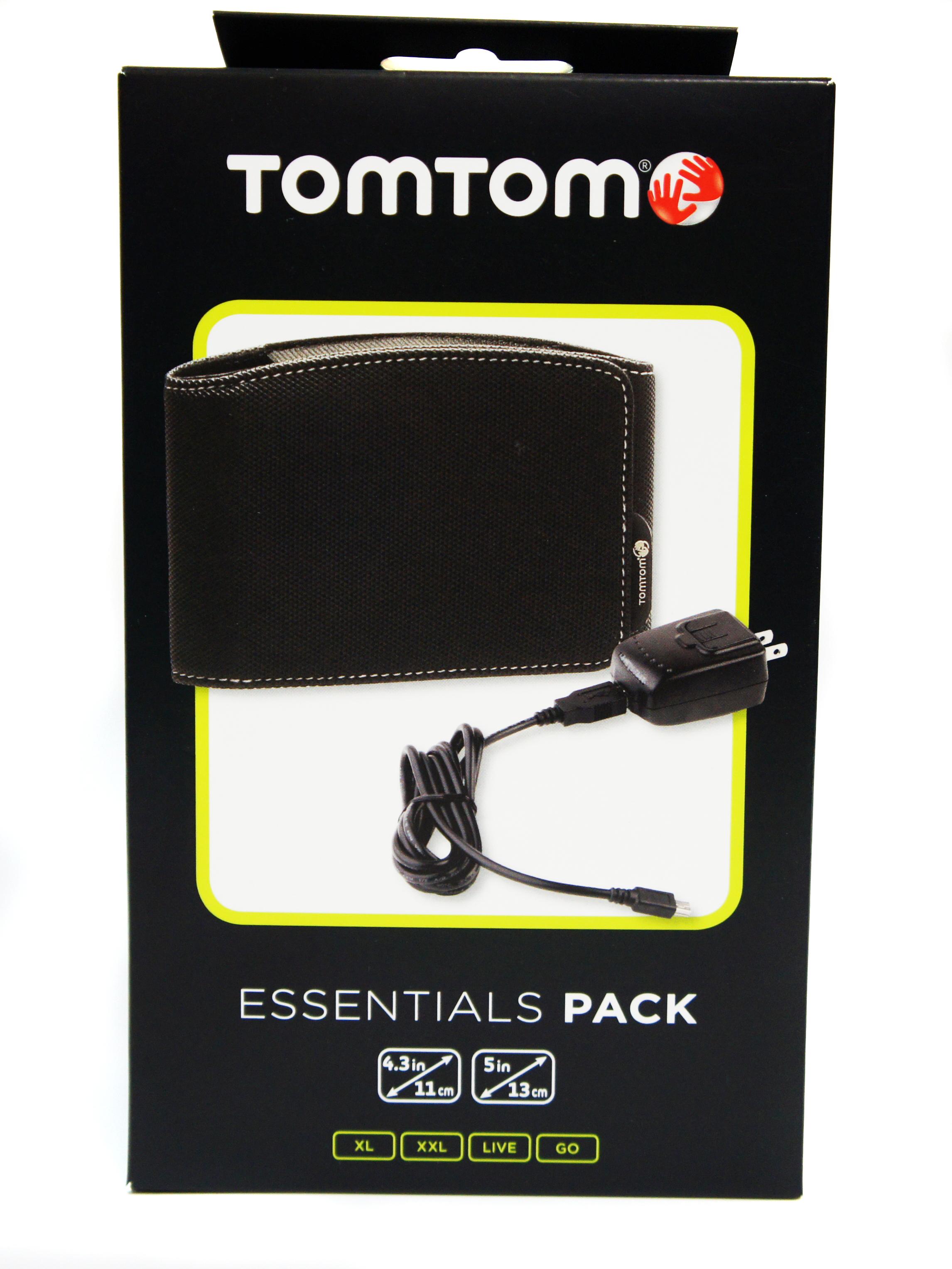 tomtom essentials pack 4 3 premium gps holder pouch ebay. Black Bedroom Furniture Sets. Home Design Ideas