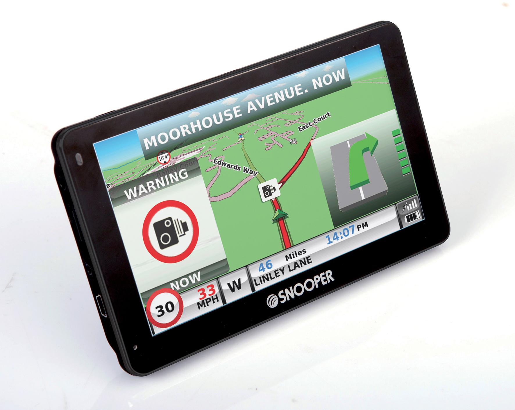 Snooper map download