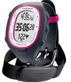 Garmin Forerunner FR70 Heart Rate Monitor PINK Sports Fitness Watch 010-00743-73