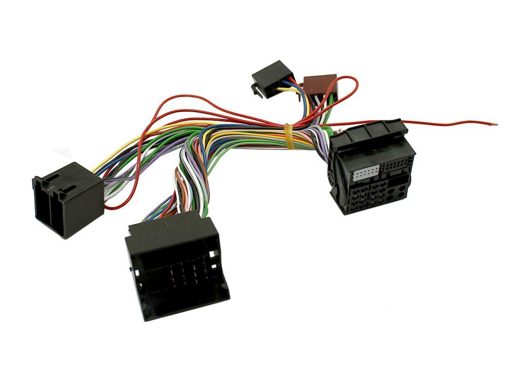 NEW C2 10PE04  Parrot Bluetooth SOT T-Harness Citroen ISO Adaptor For Peugeot