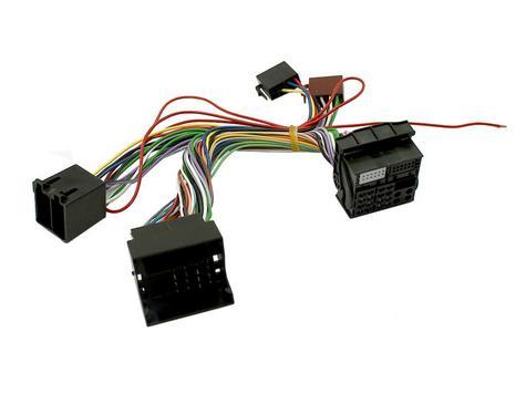 NEW C2 10PE04  Parrot Bluetooth SOT T-Harness Citroen ISO Adaptor For Peugeot Thumbnail 1